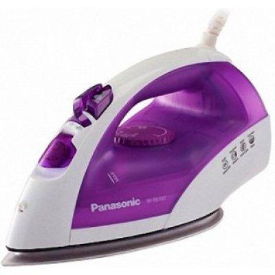 Утюг Panasonic NI-E610TVTW фиолетовый/белый 2380Вт (NI-E610TVTW) panasonic ni e 410 tmtw