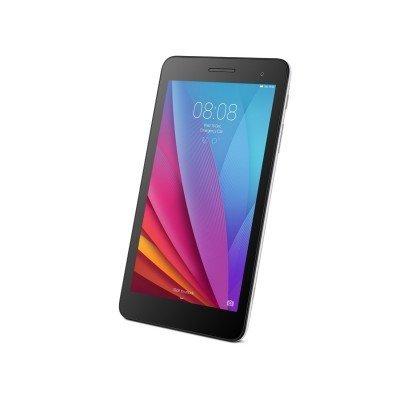 Планшетный ПК Huawei MediaPad T1 7 3G 16Gb (T1-701u)Планшетные ПК Huawei<br>планшет 7, 1024x600, TFT IPS<br>встроенная память 16 Гб, слот microSDHC, до 32 Гб<br>Android 4.4, ОЗУ 1 Гб, процессор Spreadtrum SC7731G 1200 МГц<br>Wi-Fi, Bluetooth, 3G, GPS<br>размеры 107x191.8x8.5 мм, вес 278 г<br>работа в режиме сотового телефона<br>тыловая камера 2 Мпикс<br>фронтальная камера 2 Мпикс<br>акселеро ...<br>