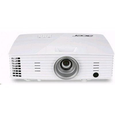 Проектор Acer X1285 (MR.JLM11.001)Проекторы Acer<br>Проектор Acer X1285 DLP 3200Lm (1024x768) 20000:1 ресурс лампы:5000часов 2кг<br>