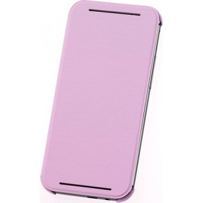 Чехол для смартфона HTC для M8 Flip Case розовый (99H11441-00)Чехлы для смартфонов HTC<br>Чехол для HTC M8 Flip Case (HC V941), Pink<br>