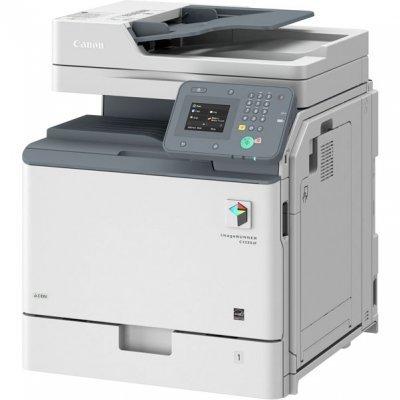 Цветной лазерный МФУ Canon imageRUNNER C1325iF (9577B004)Цветные лазерные МФУ Canon<br>МФУ (принтер, сканер, копир, факс) 4-цветная лазерная печать до 25 стр/мин макс. формат печати A4 (210  297 мм) цветной ЖК-дисплей двусторонняя печать автоподача оригиналов при сканировании Ethernet<br>
