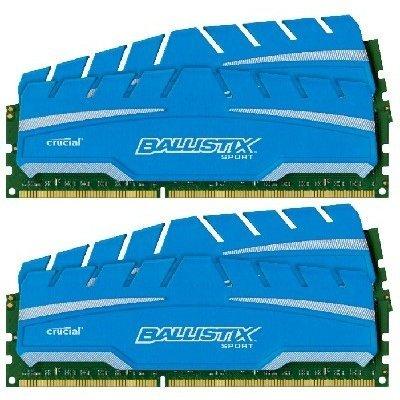 Модуль оперативной памяти ПК Crucial BLS4C8G3D18ADS3BEU (BLS4C8G3D18ADS3BEU)Модули оперативной памяти ПК Crucial<br>4 модуля памяти DDR3 объем модуля 8 Гб форм-фактор DIMM, 240-контактный частота 1866 МГц радиатор CAS Latency (CL): 10<br>