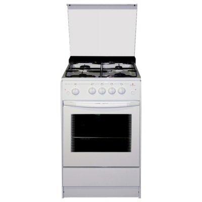 Газовая плита Дарина 1B GM441 008 W белый (1B GM441 008 W), арт: 213064 -  Газовые плиты Дарина
