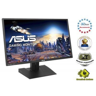 Монитор ASUS 27 MG279Q черный (90LM0103-B01170)Мониторы ASUS<br>ЖК-монитор с диагональю 27<br>    тип ЖК-матрицы TFT IPS<br>    разрешение 2560x1440 (16:9)<br>    светодиодная (LED) подсветка<br>    подключение: HDMI, MHL, DisplayPort, Mini DisplayPort<br>    яркость 350 кд/м2<br>    контрастность 1000:1<br>    время отклика 4 мс<br>    поддержка FreeSync<br>