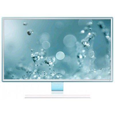 Монитор Samsung 23.6 S24E391HL R белый (LS24E391HLO/RU)Мониторы Samsung<br>PLS LED 16:9 HDMI матовая 700:1 250cd 178гр/178гр 1920x1080 D-Sub FHD 4.02кг (RUS)<br>