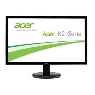 Монитор Acer 27 K272HLbd (UM.HW3EE.014) (UM.HW3EE.014)Мониторы Acer<br>МОНИТОР 27 Acer K272HLbd black (VA, LED, LCD, Wide, 1920 x 1080, 6 ms, 178°/178°, 300 cd/m, 10`000`000:1, +DVI, +HDMI)<br>
