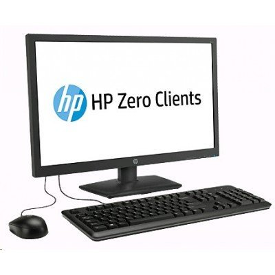 Моноблок HP t310 Smart Zero (J2N80AA) (J2N80AA) тонкий клиент hp t420 gx 209ja 1 0ghz hp smart zero core black m5r72aa