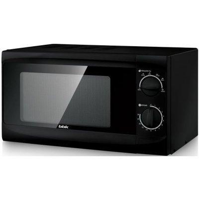 Микроволновая печь BBK 20MWS-706M/B (20MWS-706M/B)Микроволновые печи BBK<br>мощность 700Вт, объем 20л, внутреннее покрытие- эмаль, автоматическая разморозка, цвет- черный<br>
