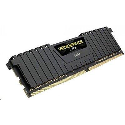 Модуль оперативной памяти ПК Corsair CMK4GX4M1A2400C14 (CMK4GX4M1A2400C14)