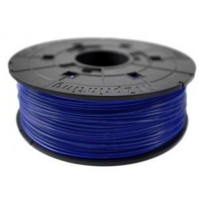 Пластик ABS XYZ фиолетовый 1,75 мм/600гр (RF10XXEU0BB)Пластик ABS XYZ<br>Пластик ABS на катушке в картридже, violet (фиолетовый), 1,75 мм/600гр<br>