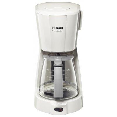 Кофеварка Bosch TKA3A031 (TKA3A031)Кофеварки Bosch<br>кофеварка капельного типа<br>    отключение при неиспользовании<br>    корпус из пластика<br>