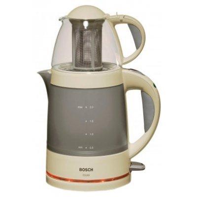 Электрический чайник Bosch TTA2201 (TTA2201) электрический чайник bosch twk7808 золотой twk7808