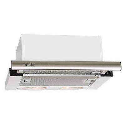 Встраиваемая вытяжка Elikor Интегра S2 60Н-700-В2Г (S2 60Н-700-В2Г)Вытяжки Elikor<br>кухонная вытяжка<br>    встраивается в навесной шкафчик<br>    отвод / циркуляция<br>    для стандартных кухонь<br>    ширина для установки 60 см<br>    мощность 220 Вт<br>    механическое управление<br>    тихий двигатель<br>