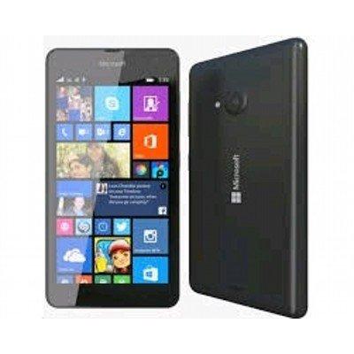 Смартфон Nokia Microsoft 640 Dual Sim черный (640 DS Black)Смартфоны Microsoft<br>5,0(1280x720)IPS 3G Cam(8/0,9) MSM8926 1200МГц(4) (1/8)Гб microSD до 128Гб WinPhone 8.1 GPS 2500мАч Черный 640 DS Black<br>