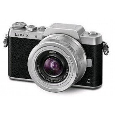Цифровая фотокамера Panasonic Lumix DMC-GF7 Kit (DMC-GF7KEE-S) фотоаппарат panasonic lumix dmc gx80 kit