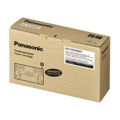 Тонер для лазерных аппаратов Panasonic KX-FAT430A7 черный (KX-FAT430A7)