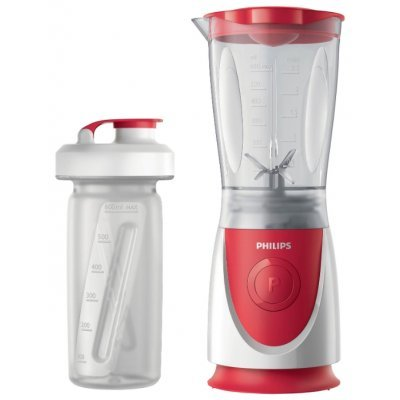 Блендер Philips HR 2872 (HR2872/00) philips philips daily collection hr2872 00 красный стационарный 350вт