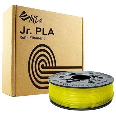 Пластик PLA XYZ желтый 1,75 мм/600гр (RFPLCXEU03J)Пластик PLA XYZ<br><br>