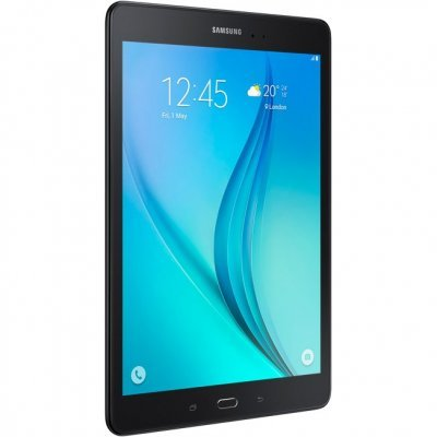 Планшетный ПК Samsung Galaxy Tab A 9.7 SM-T555 16Gb черный (SM-T555NZKASER)Планшетные ПК Samsung<br>Планшет Samsung Galaxy TAB A 9,7(1024x768) LTE Cam(5/2) APQ8016 1200МГц(4) (1,5/16)Гб microSD до 128Гб A5.0 GPS 6000мАч Черный SM-T555NZKASER<br>