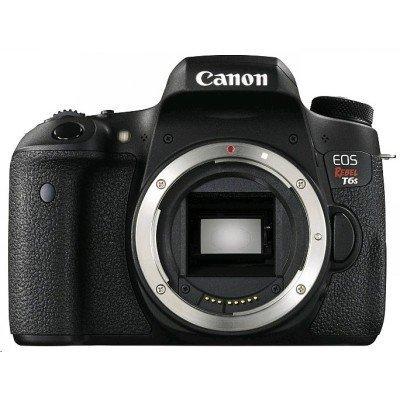 Цифровая фотокамера Canon EOS 760D Body (0021C001) canon eos 760d t6s dslr camera body