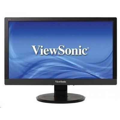Монитор ViewSonic 19.5 VA2055SA черный(VS16162) (VS16162)Мониторы ViewSonic<br>Монитор ViewSonic 19.5 VA2055SA черный MVA LED 5ms 16:9 DVI матовая 250cd 90гр/65гр 1600x900 D-Sub 3кг<br>