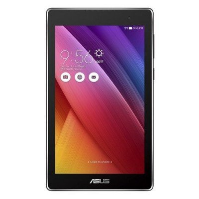 Планшетный ПК ASUS ZenPad C 7.0 Z170CG 16Gb красный (90NP01Y3-M00780)Планшетные ПК ASUS<br>Планшетный ПК Asus Transformer Pad Z170CG-1C016A Atom C3230 (1.6) 2C/RAM1Gb/ROM16Gb 7 IPS 1280x800/3G/WiFi/BT/2Mpix/0.3Mpix/GPS/Android 4.4/красный/Touch/microSDXC 64Gb/EDGE/minUSB/9.5hr  (90NP01Y3-M00780)<br>