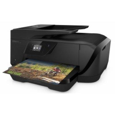 Цветной струйный МФУ HP Officejet 7510A (G3J47A)Цветные струйные МФУ HP<br>МФУ HP Officejet 7510A  принтер/ сканер/ копир/ факс, А3, ADF, 15/8 стр/мин, USB, Ethernet,<br>