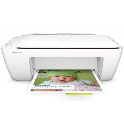 Цветной струйный МФУ HP DeskJet 2130 All-in-One (K7N77C) (K7N77C) мфу hp deskjet 2130 all in one k7n77c
