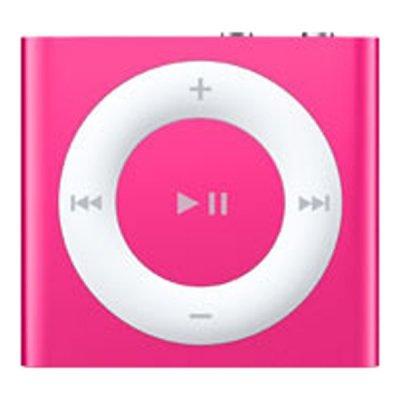 Цифровой плеер Apple iPod shuffle 2GB - Pink (MKM72RU/A) (MKM72RU/A)Цифровые плееры Apple<br>Вид гарантии: по чеку,Тип подключения: вкладыш,Повторение всех файлов: Да,Воспроизведение WAV: Да,Воз-ть использования как Flash диск: Да,Программное обеспечение: доп.опция,Воспроизведение AIFF: Да,Воспроизведение Apple Lossless: Да,Разъем для наушников 3.5 мм: 1,Зажим на пояс: Да,Ширина: 32 мм,Восп ...<br>