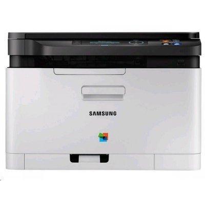 Цветной лазерный МФУ Samsung SL-C480 (SL-C480/XEV) мфу лазерное samsung sl c480