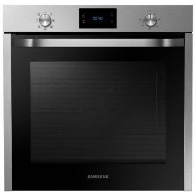 Электрический духовой шкаф Samsung NV75J3140BS (NV75J3140BS/WT)Электрические духовые шкафы Samsung<br>Духовой шкаф Электрический Samsung NV75J3140BS серебристый/черный<br>