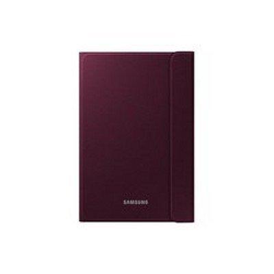 Чехол для планшета Samsung для Galaxy Tab A 8.0 SM-T350 Book Cover бордовый (EF-BT350BQEGRU) (EF-BT350BQEGRU)Чехлы для планшетов Samsung<br>Чехол Samsung для Galaxy Tab A 8  8.0 SM-T350 /  8.0 SM-T355 EF-BT350 Book Cover бордовый (EF-BT350BQEGRU)<br>