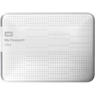 Внешний жесткий диск Western Digital WDBNFV0030BWT-EEUE 3000Gb (WDBNFV0030BWT-EEUE)Внешние жесткие диски Western Digital<br>Жесткий диск WD My Passport Ultra WDBNFV0030BWT-EEUE 3000GB 2,5 5400RPM USB 3.0 White External<br>