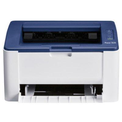 Монохромный лазерный принтер Xerox Phaser 3020BI (3020V_BI)Монохромные лазерные принтеры Xerox<br>Принтер Xerox Phaser 3020BI  (3020V_BI) wi-fi<br>