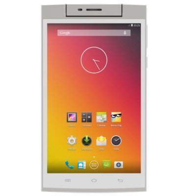Планшетный ПК Wexler .ULTIMA 7 TWIST+ (WT-U7T+-8-3-R WHITE)Планшетные ПК Wexler<br>планшет с Android 4.4<br>экран 7, 1280x800<br>встроенная память 8 Гб<br>слот для карт памяти<br>связь по Wi-Fi, Bluetooth, 3G<br>работа в режиме сотового телефона<br>оперативная память 1 Гб<br>навигация GPS<br>вес 277 г<br>