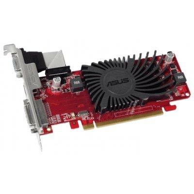 Видеокарта ПК ASUS Radeon R5 230 625Mhz PCI-E 2.1 1024Mb 1200Mhz 64 bit DVI HDMI HDCP (90YV06B0-M0NA00)Видеокарты ПК ASUS<br>видеокарта AMD Radeon R5 230<br>    1024 Мб видеопамяти GDDR3<br>    частота ядра/памяти: 625/1200 МГц<br>    разъемы DVI, HDMI, VGA<br>    поддержка DirectX 11.2, OpenGL 4.3<br>    пассивное охлаждение<br>    работа с 2 мониторами<br>