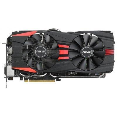 Видеокарта ПК ASUS Radeon R9 390X 1050Mhz PCI-E 3.0 8192Mb 6000Mhz 512 bit 2xDVI HDMI HDCP (R9390X-DC2-8GD5)