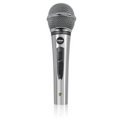цена на Микрофон BBK CM131 серый (CM131 серый)