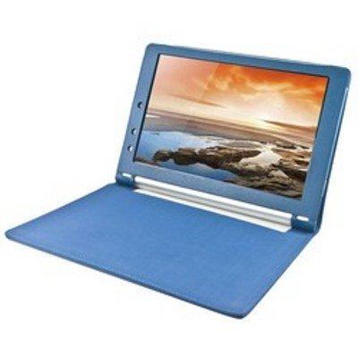 """Чехол для планшета IT Baggage для планшета Yoga Tablet 10"""" B8000/B8080 искус. кожа синий ITLNY102-4 (ITLNY102-4)"""