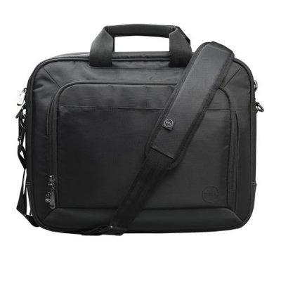 Сумка для ноутбука Dell Professional business черный нейлон (460-BBLR) (460-BBLR)Сумки для ноутбуков Dell<br>Сумка для ноутбука 15.6 Dell Professional business черный нейлон (460-BBLR)<br>