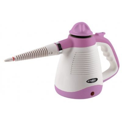 Пароочиститель Endever Q-431 белый/розовый (Q-431 белый/розовый)