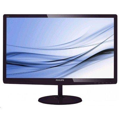Монитор Philips 277E6EDAD(00/01) (277E6EDAD(00/01))Мониторы Philips<br>Монитор Philips 27 277E6EDAD (00/01) черный ADS-IPS LED 14ms 16:9 DVI HDMI M/M матовая 250cd 1920x1080 D-Sub FHD 2.2кг<br>
