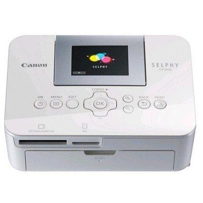 Сублимационный принтер Canon Selphy CP1000 (0011C002) принтер сублимационный