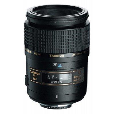 Объектив для фотоаппарата Tamron SP AF 90mm f/2.8 Di MACRO 1:1 sony (272ES) объектив для фотоаппарата