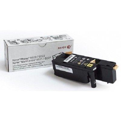 Тонер-картридж для лазерных аппаратов Xerox 106R02762 желтый (106R02762)Тонер-картриджи для лазерных аппаратов Xerox<br>ТОНЕР-КАРТРИДЖ ЖЕЛТЫЙ WC 6027<br>