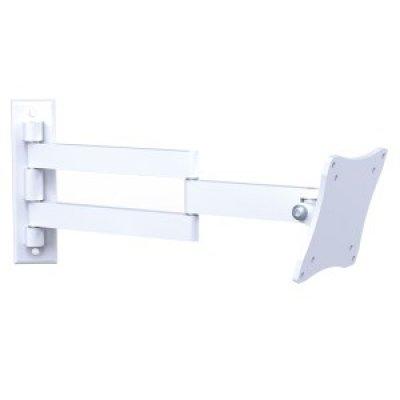 Кронштейн для ТВ и панелей Arm Media LCD-7101 белый (LCD-7101 white)