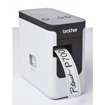 Принтер этикеток Brother PT-P700 (PTP700R1), арт: 216938 -  Принтеры этикеток Brother