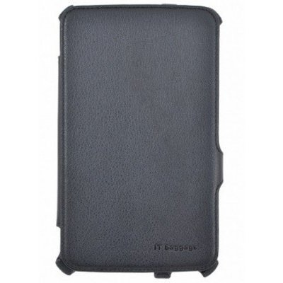 Чехол для планшета IT Baggage для Galaxy Tab 4 7.0 ITSSGT7405-1 (ITSSGT7405-1) аксессуар чехол it baggage for samsung galaxy tab a 7 sm t285 sm t280 иск кожа red itssgta70 3