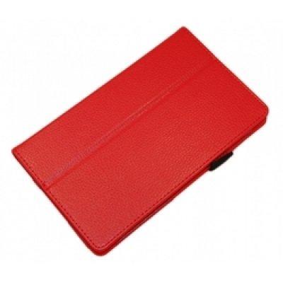 Чехол для планшета IT Baggage для Xperia TM Tablet Z3 8 красный ITSYZ301-3 (ITSYZ301-3) чехол для asus zenpad z580c z580ca it baggage эко кожа черный