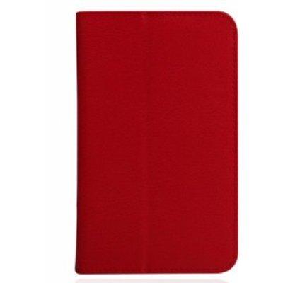 Чехол для планшета IT Baggage для MeMO Pad 7 ME176 красный ITASME176 (ITASME1762-3)Чехлы для планшетов IT Baggage<br>Чехол IT BAGGAGE для планшета ASUS MeMO Pad 7 ME176C искус. кожа с функцией стенд красный ITASME176<br>